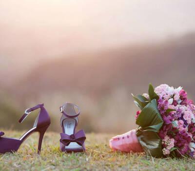 Marianna Machado Sapatos de Noivas. Foto: Joel Thé.