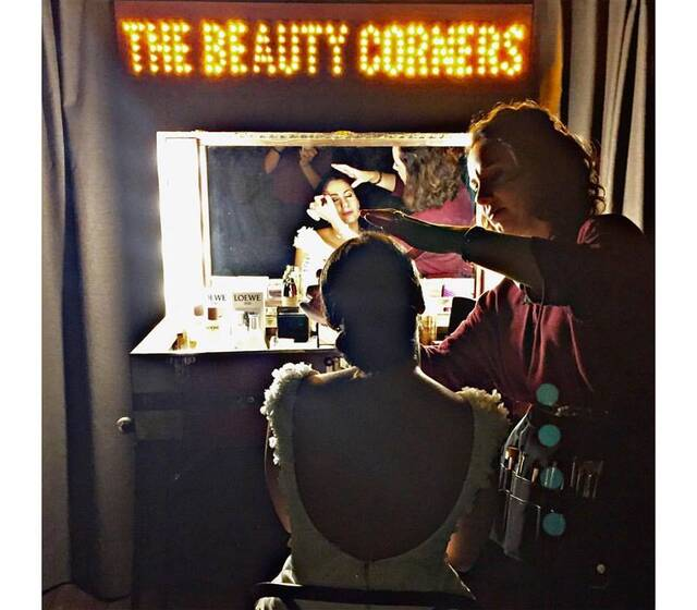 The Beauty Corners