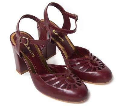 Sapato Gabrielle Marsala