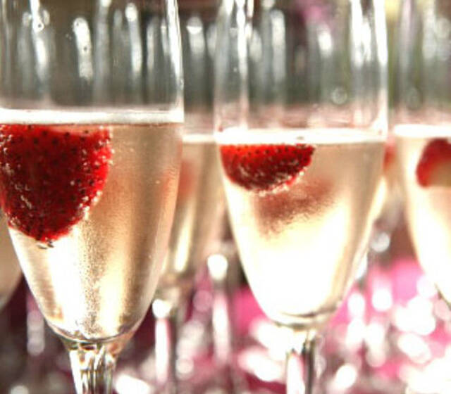 Beispiel: Ihr Hochzeits-Apéro, Foto: Artichoque Catering.