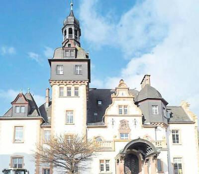 Beispiel: Außenansicht, Foto: Villa Manskopf.