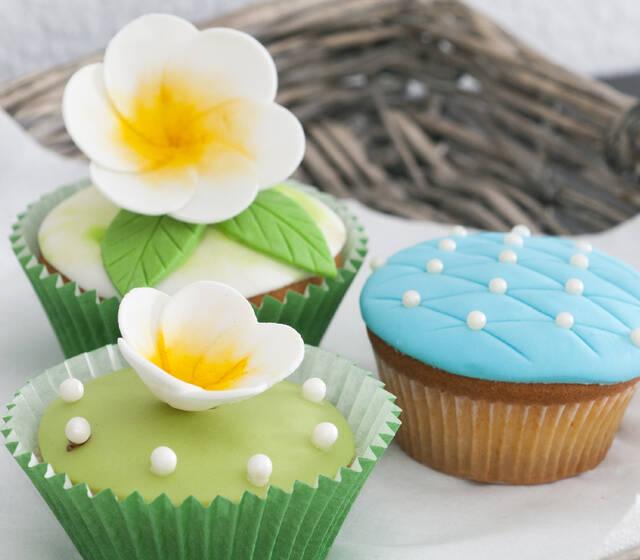 Beispiel Cupcakes, Foto: Sweetfairy