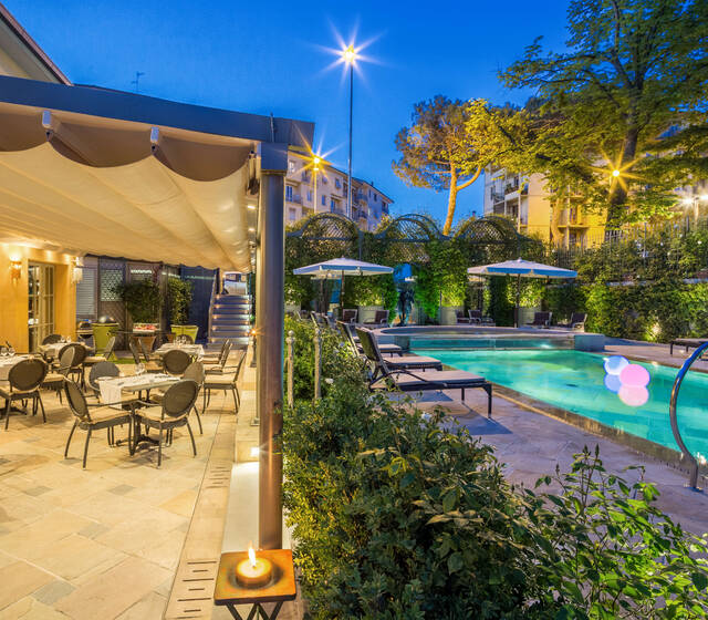 Ville sull'Arno_Esterno con piscina