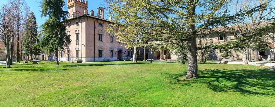Castello di Montegioco.