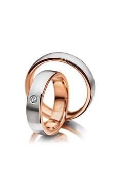41 500р. Артикул: M01035 Материал: Золото 585' Размер: 16.0 / 18.0 Цвет: розовый, белый Вес пары: ~15 гр. Ширина: 5 мм. Толщина: 1.9 мм. Вставка: бриллиант 2.7 мм. 3/5