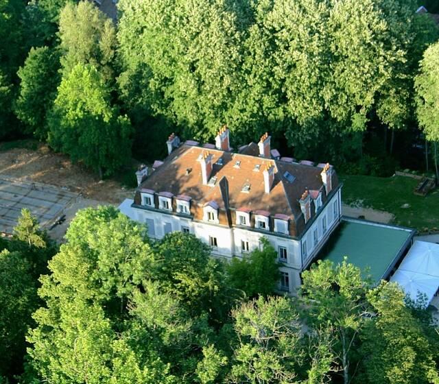 Château de la Dame Blanche