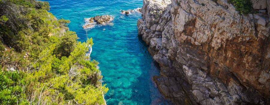 Milessis Operadora. Foto: Croatia - The European Pearl