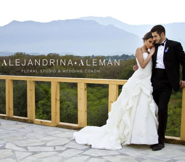Alejandrina Alemán Floral Studio Wedding Coach