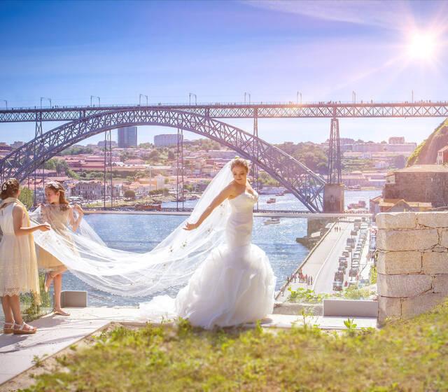 Casamento de Sonho - Fotografia & Design