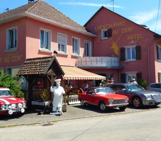 Hôtel Restaurant au Cerf