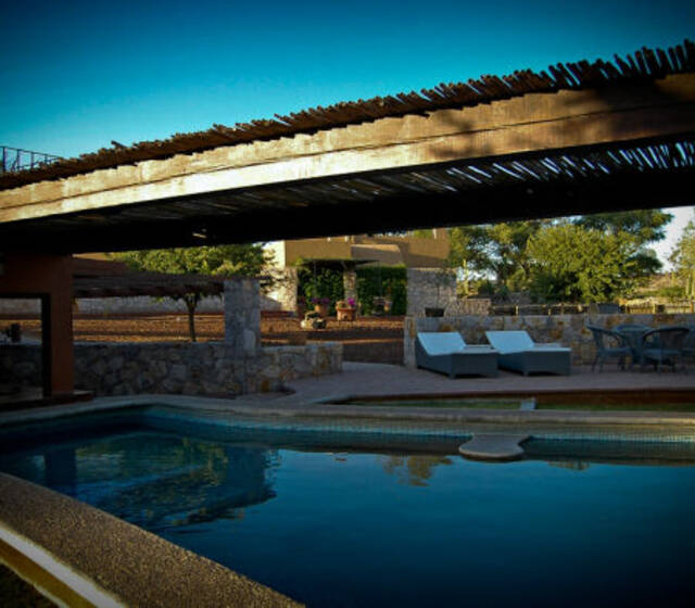 Hotel Casa de Aves ubicado en Guanajuato