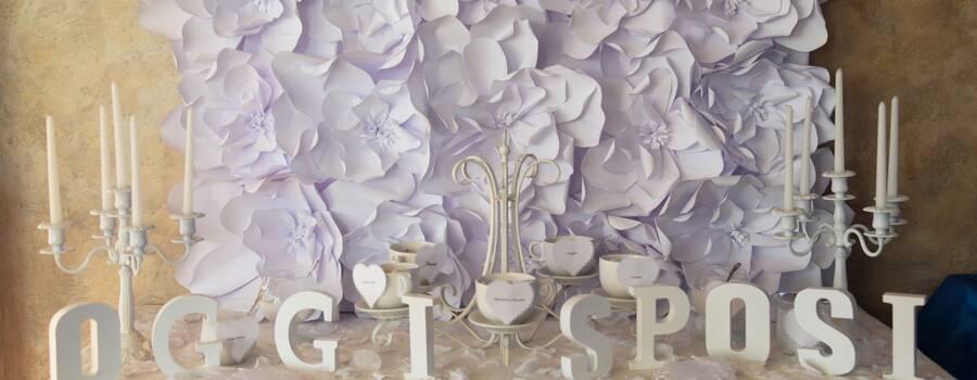 Paper Flower per la vostra confettata.