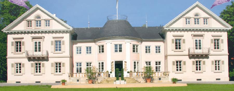 Beispiel: Vorderansicht, Foto: Villa Eugenia.