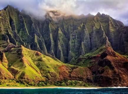 Inlandflug O'ahu nach Kaua'i (3 von 4)