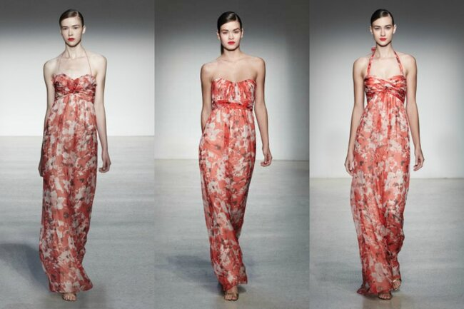 Amsale, collection 2014