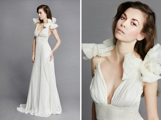 Suknia ślubna z kolejcji Laurelle