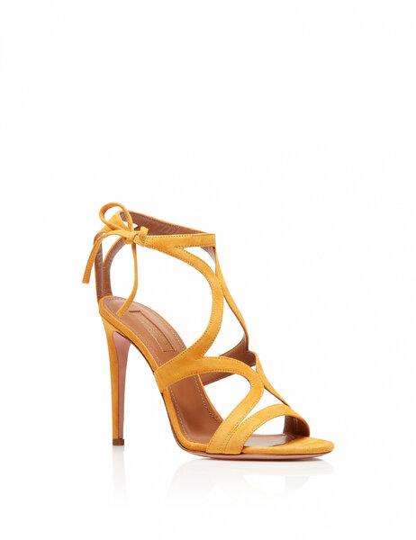 Sapatos de noiva de cor para 2018