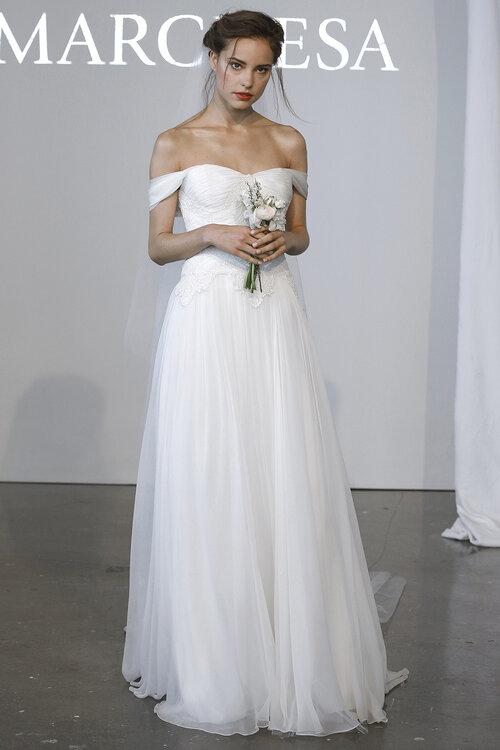 Brautkleider für den Frühling: Traumhaft, Trendy, Tüll