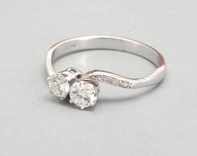 Diamantes con corte de esmeralda - pinterestes