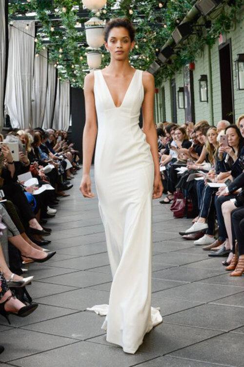 Imagenes de vestidos de novia sencillos y bonitos