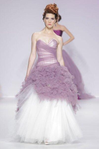 Suknia ślubna Jordi Dalmau na 2014 rok