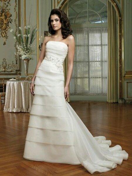Suknia ślubna Mon Cher 2013, model Aja