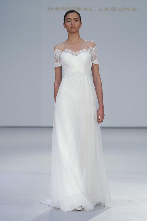 Wir präsentieren Ihnen Brautkleider im Empire-Stil 2017 ...