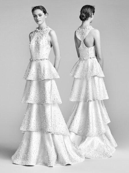 Preferenza 50 abiti da sposa scollati sulla schiena: apoteosi della sensualità UE04