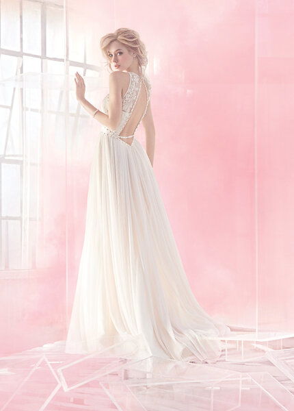 Style HP6500, Haley Paige. JLM Couture