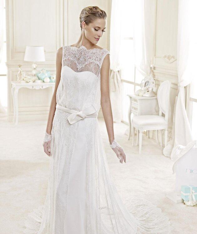 40 trendige Brautkleider im Vintage-Stil aus den Kollektionen 2015 ...