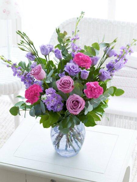 Arreglos florales de boda dise ados por vera wang - Arreglos florales para bodas ...