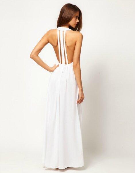 Bridal dress for civil mariage