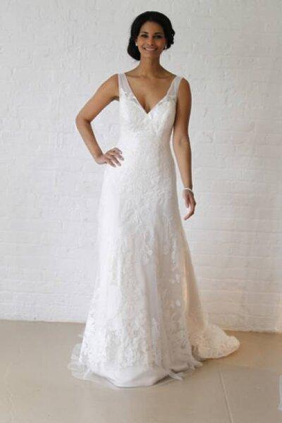 Robe de mariée David's Bridal 2013