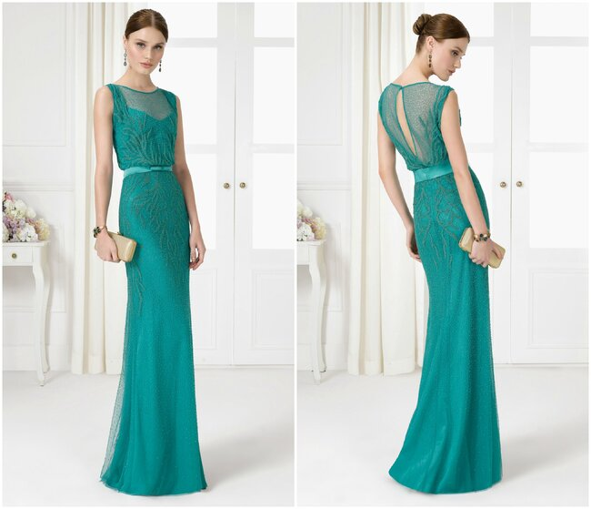 50 Colorful Wedding Guest Dresses from Aire Barcelona Ready to Wear ...