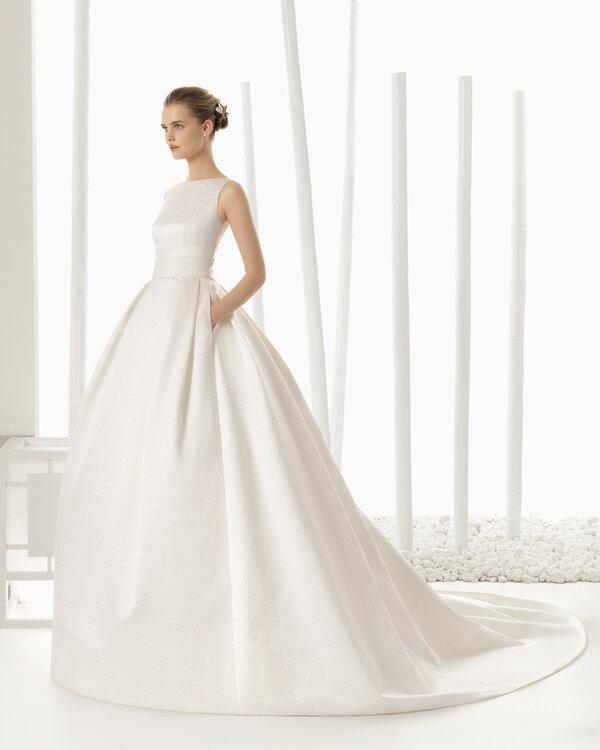 Vestidos de novia para mujeres de 40