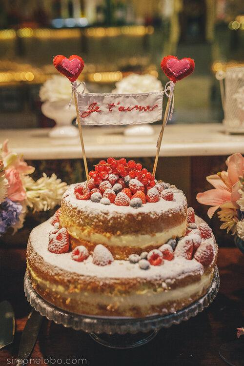 Mini Cake Mirabelle