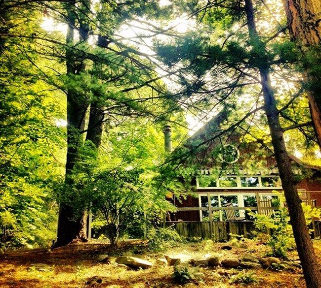 Despedida de solteiro de Jay, num lago do Estado de Nova Iorque. Foto: Wesley Verhoeve - GNTLMN.com