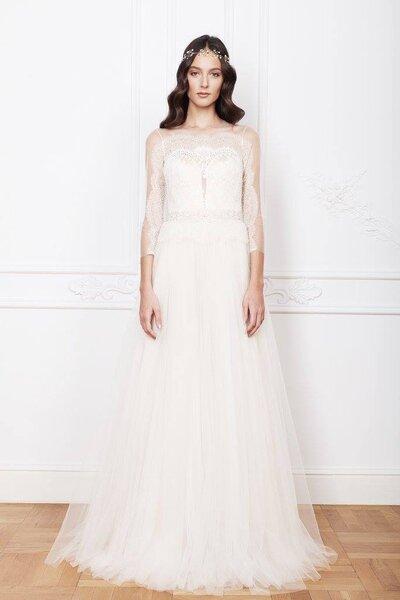 Los vestidos de novia más divinos del 2016