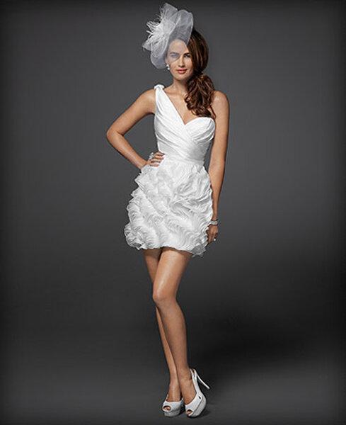 Bebe wedding dress by Rami Kashou