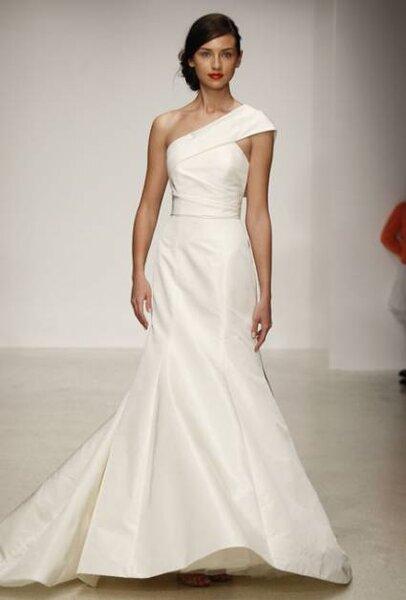 Vestido de noiva Amsale 2013. Foto: Amsale