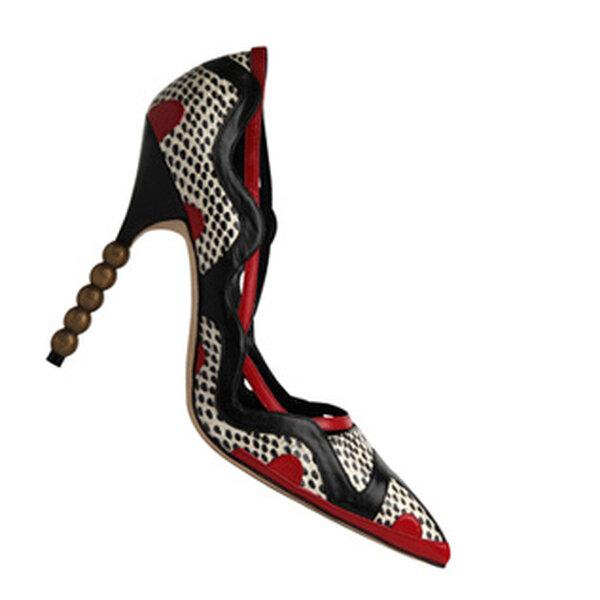 Zapatos Manolo Blahnik Chile