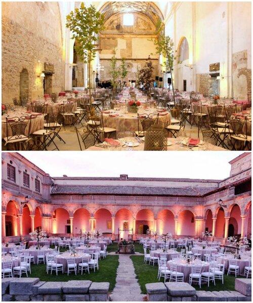 Abadía de Párraces, Segovia