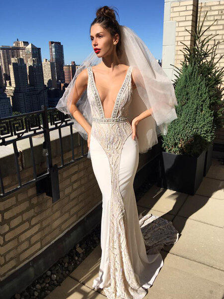 New York Bridal Week Our Favourite Designs For 2017