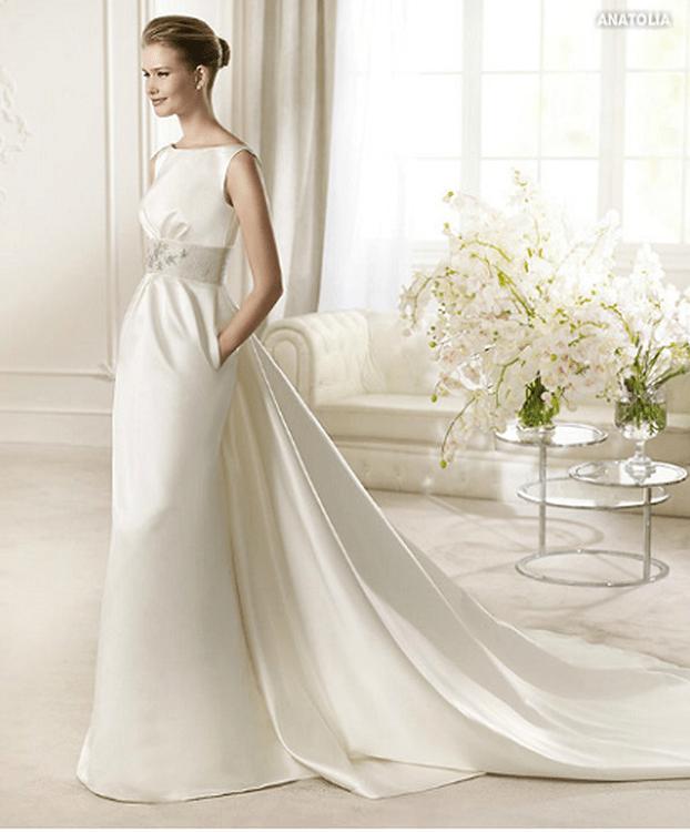 Brautkleider von St. Patrick 2013