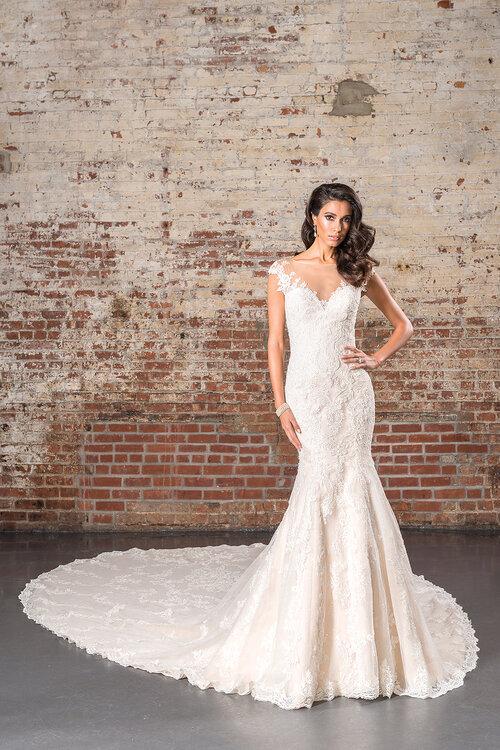 Die romantischsten Brautkleider der Justin Alexander Signature ...