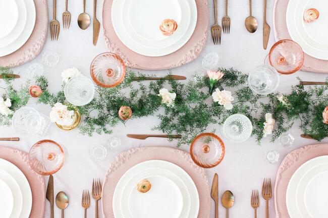 30 idee per decorare i tavoli del tuo matrimonio prendi nota for Decorazioni tavoli matrimonio