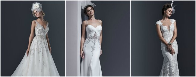 Sottero and Midgley Fall 2015 Bridal Collection.