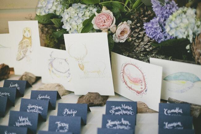 Popolare Segnaposto per matrimoni 2016: 20 idee creative che stupiranno i  PC67