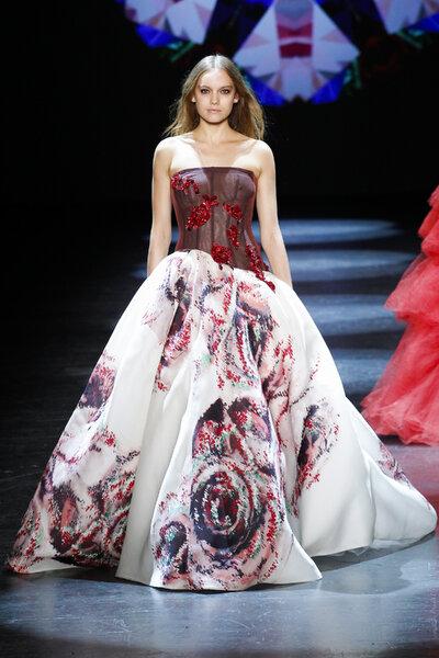 Los vestidos de fiesta más románticos