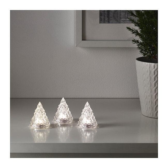 Adornos navide os al alcance de todos lo mejor de la - Ikea iluminacion decorativa ...